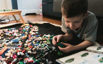 Fare psicoterapia attraverso i mattoncini LEGO